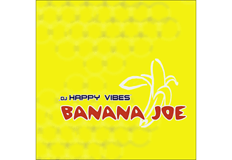 Dj Happy Vibes - Banana Joe  - (Maxi Single CD)