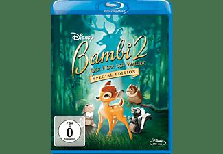 Bambi 2 - Der Herr der Wälder (SE) [Blu-ray]