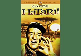 HATARI [DVD]