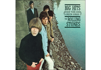 The Rolling Stones - Big Hits - High Tide And Green Grass (CD)