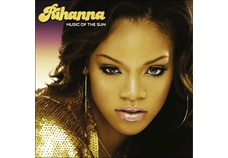 Rihanna - MUSIC OF THE SUN - (CD)