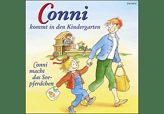- 001 - CONNI KOMMT IN DEN KINDERGARTEN/SEEPFERDCHEN  - (CD)