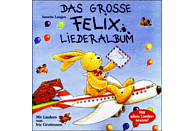 Kinder Hochdeutsch, Iris Gruttmann - Felix: Das große Liederalbum [CD]