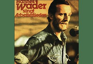 Hannes Wader - HANNES WADER SINGT ARBEITERLIEDER  - (CD)