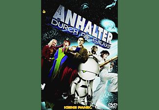 Per Anhalter durch die Galaxis DVD