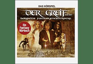 Hohlbein Wolfgang - Der Greif  - (CD)