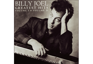 Billy Joel - Greatest Hits Volume I & Vol.2 [CD]