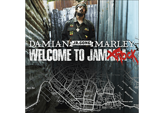 Damian Marley - Welcome To Jamrock  - (CD)
