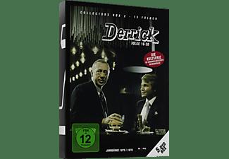 Derrick: Collector's Box Vol. 2 (Folge 16-30) DVD