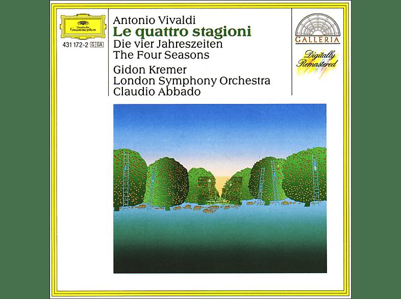 KREMER,GIDON & ABBADO,CLAUDIO, Kremer,Gidon/Abbado,Claudio/LSO - Die Vier Jahreszeiten [CD]