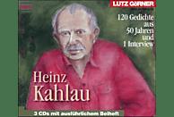 Heinz Kahlau - 120 Gedichte aus 50 Jahren und ein Interview - (CD)