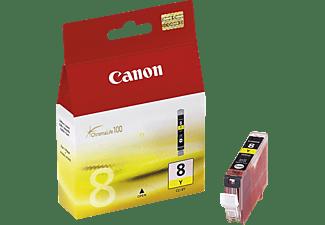 CANON CLI-8Y Tintenpatrone Gelb 0623B001