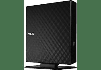 ASUS DVD Brenner SDRW-08D2S-U Lite, schwarz (90-DQ0435-UA221KZ)