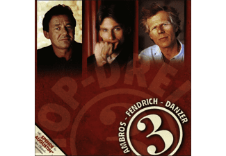 Ambros/Fendrich/Danzer - Top Drei [CD]
