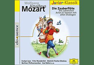 VARIOUS - Die Zauberflöte  Qs Für Kinder (Eloquence Jun.)  - (CD)