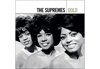 The Supremes - Gold CD