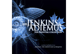 Karl Jenkins - Karl Jenkins & Adiemusthe Essential Collectionthe Essential  - (CD)