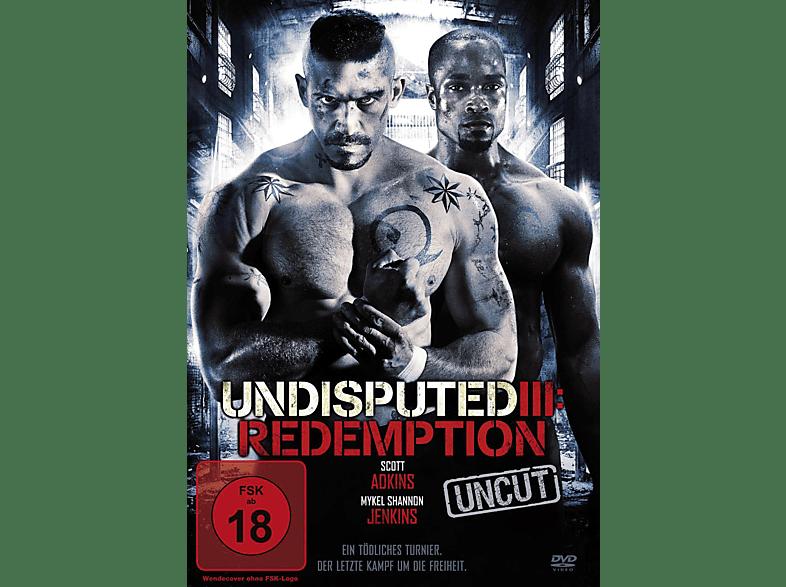 Undisputed 3: Redemption [DVD]