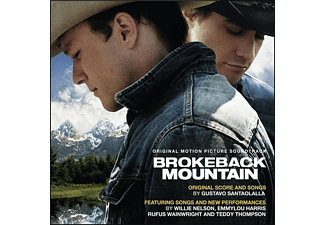 Gustavo (Composer) Ost/Santaolalla - Brokeback Mountain [CD]