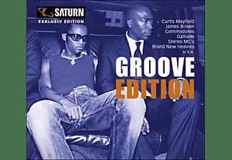 VARIOUS - SATURN GROOVE EDITION (SATURN EXCLUSIV)  - (CD)