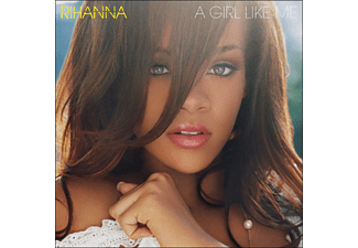 Rihanna - A Girl Like Me [CD]
