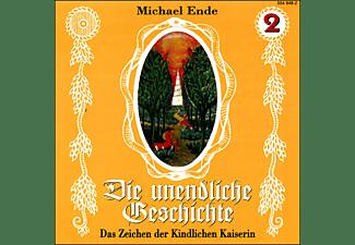 Die unendliche Geschichte 2 - Das Zeichen der Kindlichen Kaiserin  - (CD)
