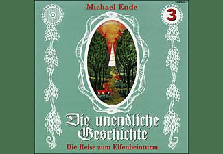 Die unendliche Geschichte 3 - Die Reise zum Elfenbeinturm  - (CD)