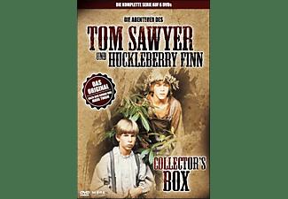 Tom Sawyer Collector's Box DVD