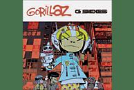 Gorillaz - G - Sides [CD]