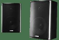 CANTON Plus GX3 1 Paar Regallautsprecher (Passiv, Schwarz