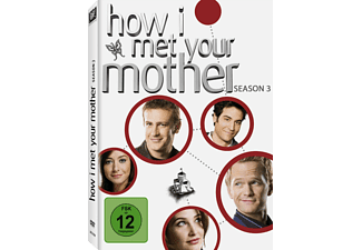 How I Met Your Mother - Staffel 3 DVD