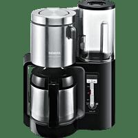 SIEMENS TC86503 Kaffeemaschine Schwarz/Anthrazit