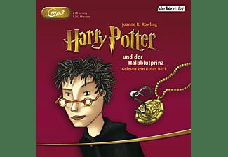 - Harry Potter und der Halbblutprinz  - (MP3-CD)
