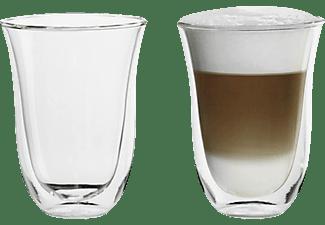 DE LONGHI Doppelwandige Latte Macchiato Thermo-Gläser
