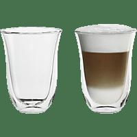 DELONGHI 5513214611 Latte Macchiato Gläser