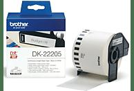 BROTHER DK-22205, Endlos-Etikett (62 mm) Endlos-Etikett