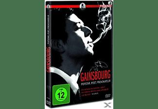 Gainsbourg - Der Mann, der die Frauen liebte DVD