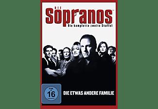 Die Sopranos - Die komplette 2. Staffel DVD
