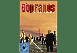 Die Sopranos - Die komplette 3. Staffel DVD