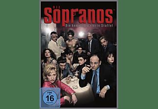 Die Sopranos - Staffel 4 DVD