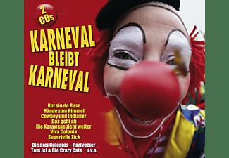 VARIOUS - Karneval Bleibt Karneval  - (CD)