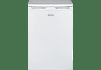 BEKO TSE 1283 Kühlschrank (139 kWh/Jahr, 840 mm hoch, Weiß)