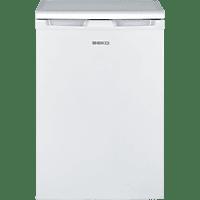BEKO TSE 1283 Kühlschrank (139 kWh/Jahr, A++, 840 mm hoch, Weiß)