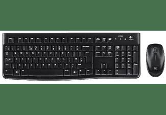LOGITECH Tastatur MK120 Desktop