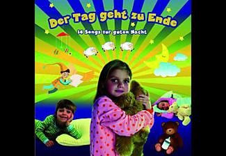 Friendz, Kidz & Friendz - Der Tag Geht Zu Ende-14 Songs Zur Guten Nacht  - (CD)