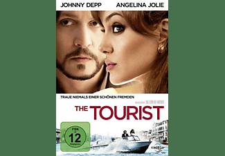 The Tourist DVD