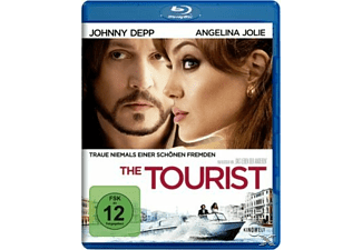 The Tourist Blu-ray