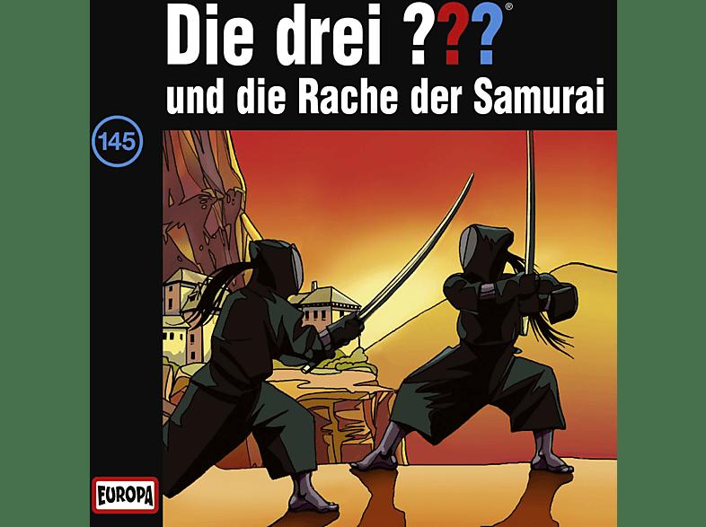 Die drei ??? 145: Die Rache der Samurai - (CD)