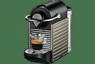 KRUPS XN3005 Nespresso Pixie Electric Kapselmaschine Silber