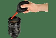 HAMA Dust Ex Blasebalg, Kameras, Sensoren, Spiegel, Objektive, Okulare, Rot/Schwarz